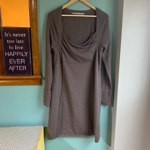 Athleta Hot Toddy Sweater Dress